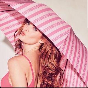 Nwt Victoria's Secret Pink Compact Umbrella